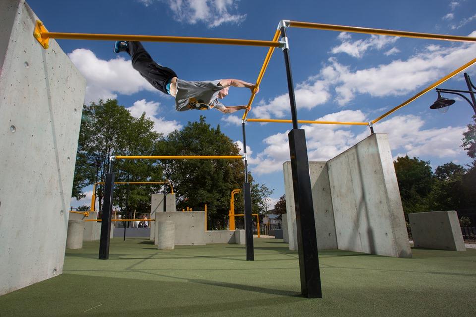 Parkour Park od marki Flowparks.com