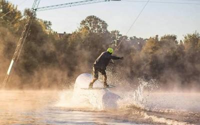 Ile kosztuje szkolenie i przejazd na wakeboardzie?